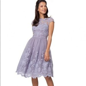 Gorgeous Lilac Semi-Formal Dress NWT